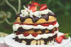 Nejsladší den dětí | Apetitonline.cz Desserts, Food, Cakes, Tailgate Desserts, Deserts, Cake Makers, Essen, Kuchen, Postres