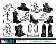 Combat Boots svg | Military silhouette | Patriotic Boots clipart | Marines vector | Soldier svg | Ar Jurassic Park Logo, Greek Mythology Art, Manga Hair, Army Clothes, Anime Military, Shoe Sketches, Arte Sketchbook, Art Inspiration Drawing, Art Reference Poses