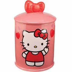 Vandor Hello Kitty Ceramic Cookie Jar - Walmart.com