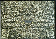 Jakob Hauswirth: Going up to the summer pasture, 1858 Paper Cutting, Harmony Design, Dark Winter, Iron Work, Jewish Art, National Museum, Yin Yang, Paper Art, Paper Crafts