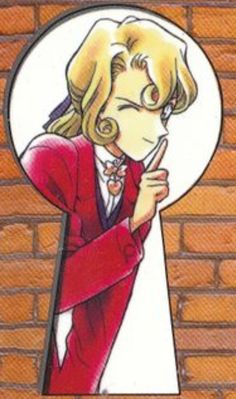 Detective Conan Keyhole fourteen:Yukiku Kudo