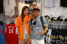 【大阪店】2014.06.18 仲良しカップルにご来店頂きました☆またのお越しをお待ちしております。