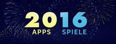 Mit der 20 Apps 16 Games - Aktion ins neue Jahr - https://apfeleimer.de/2016/01/mit-der-20-apps-16-games-aktion-ins-neue-jahr - Der App Store hat in seinem Twitter-Kanal zum Start des neuen Jahres passend zur neuen Jahreszahl die 20 Apps 16 Games – Aktion gestartet. In der Kollektion haben die App Store-Verantwortlichen 20 sinnvolle Apps und 16 innovative iOS-Games zusammengetragen. Praktisch: Sinnvolle iOS-Apps...