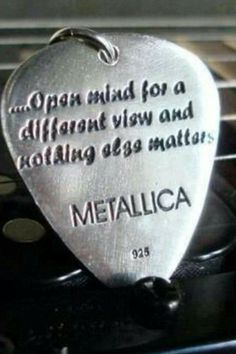 Image result for metallica tattoo quotes