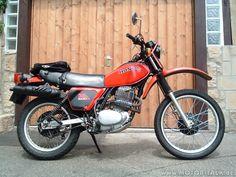 Honda XL 500 PD 01