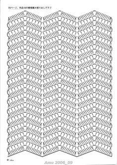 Best 8 Herringbone, Zig Zag Crochet Stitches for Free. Filet Crochet, Crochet Zig Zag, Crochet Bolero, Crochet Ripple, Crochet Diagram, Crochet Chart, Crochet Motif, Crochet Baby, Blanket Crochet