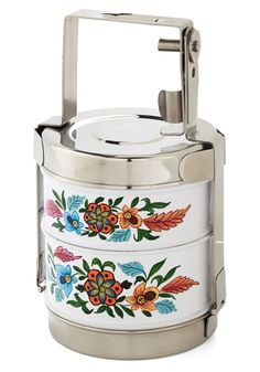 Flair for Fare Tiffin Box, #ModCloth