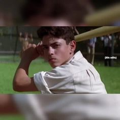 """Benny """"the jet"""" Rodriguez The Sandlot 1/9 How can someone be so perfect"""