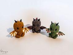 Une artiste réalise de superbes créations Game of Thrones au crochet