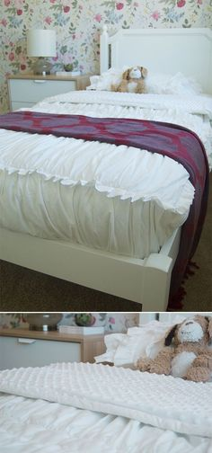 d5999e357b1bae Bedding that Makes Life Simple. Zip Up BeddingWhite BeddingFloral Bedroom  DecorBoho DecorBeddys ...