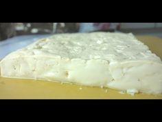 用濾水網籃做嫩豆腐 手工自製豆腐 嫩豆腐 涼拌豆腐 DIY Tofu