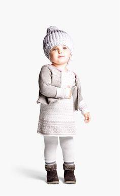 Look 5 bébé fille - Nos sélections - Obaïbi   Okaïdi Fille Garçon, Mode  Fille 533c98f1cb1