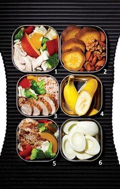 [목표 No.3] 식단 <br> *식단 : 고구마, 감자, 바나나, 토마토 등 <br> *피할 음식 : 튀긴 음식, 배달 음식, 짠 음식 등 <br> Low Calorie Recipes, Diet Recipes, Cooking Recipes, Healthy Recipes, Healthy Menu, Healthy Eating, No Cook Meals, Kids Meals, A Food