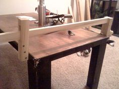 Tired of spending tons of money on clamps???? - by dakremer @ LumberJocks.com ~ woodworking community