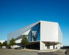 Biblioteca em Anzin,© Eugeni Pons