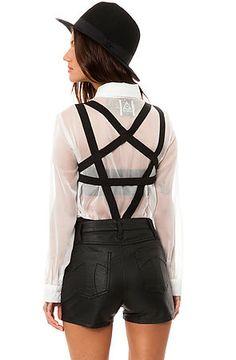 The Reversable Pentagram Harness