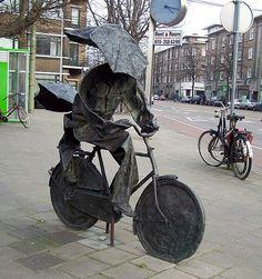 Elandstraat, mijn buurtje in Den Haag.