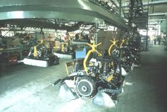 Early factory pictures.... - Pelican Parts Technical BBS