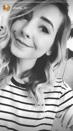 Instagram Screenshot - Zoë Sugg (Zoella)