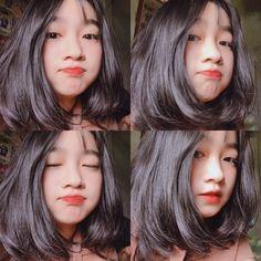 save = follwer ~ Rii Korean Boys Ulzzang, Cute Korean Girl, Asian Girl, Girl Photo Poses, Girl Photos, Ulzzang Short Hair, Western Girl, Uzzlang Girl, Selfie Poses