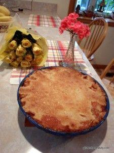 gluten free rosh hashanah desserts