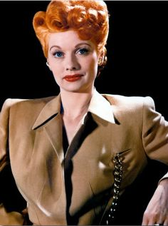Lucille Ball In Color - 19 | Flickr - Photo Sharing!