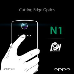 Blurring the lines between smartphones and DSLR cameras. #OPPON1