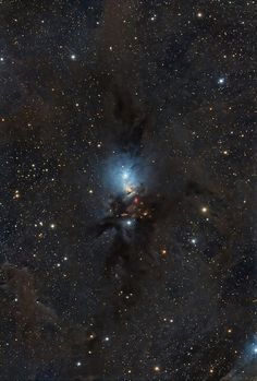 NGC 1333 - An Interstellar Dust Cloud by iksose7 on Flickr.