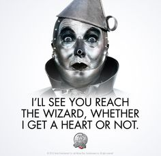 Because, Because, Because, Because, Becaaauuseee, Because I'm the biggest dork in the world..haha   Celebrate The Wizard of Oz 75th Anniversary.