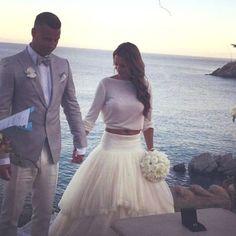 Romantyczne wesele Mannei i Boruca!