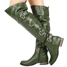 Green Boots!
