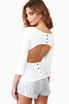 Well this would hide most of my sleeve...Nasty Gal - New & Vintage Clothing.