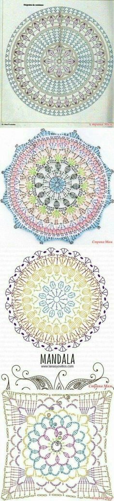 free charts for mandala