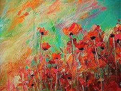 Obrazy - Summer fields - 2983811