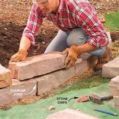 The Best Garden Bed Edging Tips  Three simple, attractive, low-maintenance borders for edging your garden beds ... step-by-step:   Metal: A nearly invisible border  A paver border  A raised-bed border