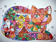 NOEL by oxana zaika   ArtWanted.com