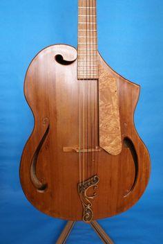 Weitzel Guitar #2