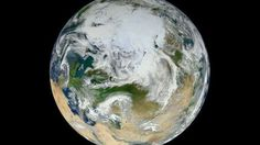 Remember that NASA satellite photo of the Earth at super-high resolution? The space agency just posted the sequel, this time capturing the Northern Hemisphere at even higher cla...