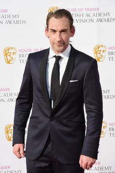 Joseph Mawle attends the House Of Fraser British Academy Television Awards 2016  at the Royal Festival Hall on May 8, 2016 in London, England.