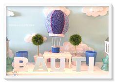 Hot air balloon Birthday Party Ideas | Photo 3 of 9