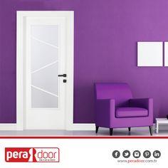 Çağdaş, özgün, modern... #PeraDoor #ahşapkapı #çelikkapı #kapı #modern #dekorasyon #güvenli