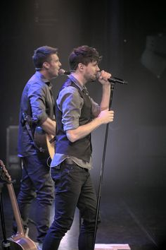 Nick en Simon, fotoshoot