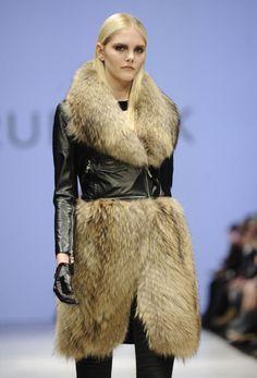 Toronto Fashion Week: Do you love or loathe this furry Rudsak coat?