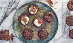 Rachel Stevens's Flourless Chocolate Mini Cakes, Mums Helping Mums, #whatkatydidUK