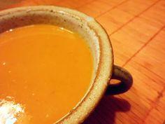 Indická rajčatová polévka