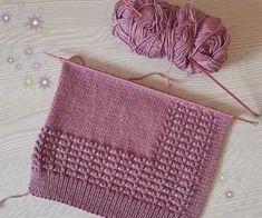 Knitting Stiches, Baby Knitting Patterns, Crochet Bikini, Knitted Hats, Diy And Crafts, Stitch, Fashion, Sweater Vests, Crocheting