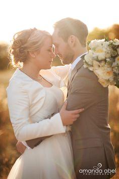 bride and groom photography  Nice elegant modest wedding dress