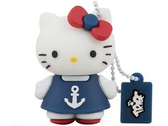 Hello Kitty 8GB Flashdrive | Maikii Tribe Hello Kitty 8GB USB Flash Drive Sailor Model FD004407 ...