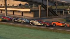 Race Report IMSA Interlagos Race Two