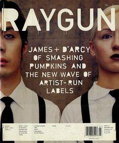 RAYGUN, COVER by caspar_v, via Flickr